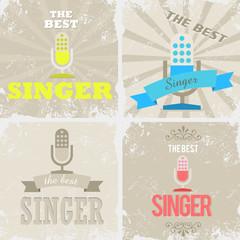 Cadre concours chant
