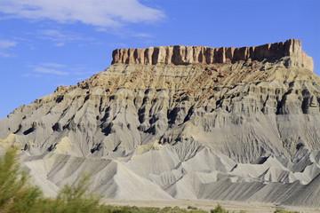 paysage grand ouest américain