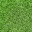 canvas print picture - Green grass, artificial football coverage, field, lawn