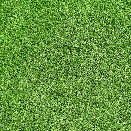canvas print picture Green grass, artificial football coverage, field, lawn