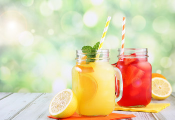 summer refreshments