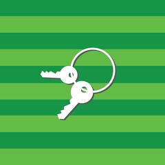 vector key symbol