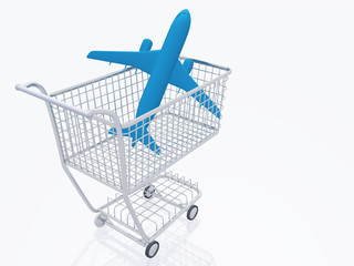 Air Travel Shopping