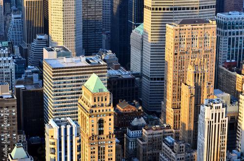 Papiers peints New York gratte ciel à New York