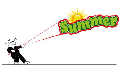 wait for Summer.