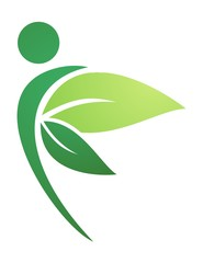 logo icon symbol natural health public people