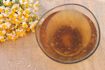 tincture of chamomile