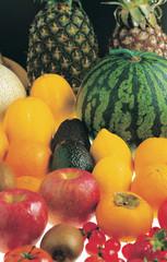 알록달록 과일들