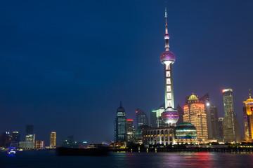 Shang Hai, China. Night life