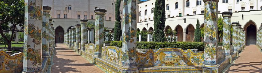 Chiostro del  Monastero Santa Chiara
