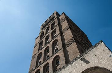 Brescia Piazza Vittoria Torre