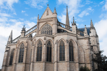 Basilica of St Michael,Bordeaux, France