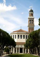 Rovigo - chiesa della Beata Vergine del Soccorso - La Rotonda