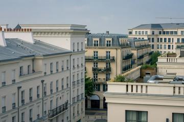 toits de ville