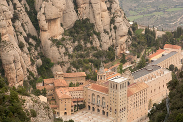 Montserrat, Spanien