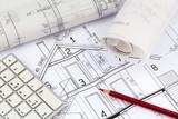 a house plan - 64666063