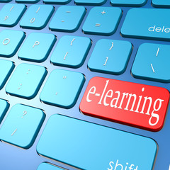 E-learing keyboard
