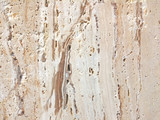 Travertine marble texture