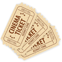 Set Cinema Ticket
