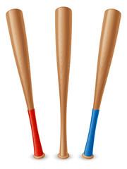Baseball bat.