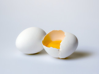 Chicken white egg