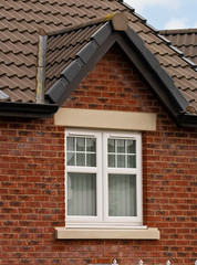 UPVC Double Glazed Apex Unit