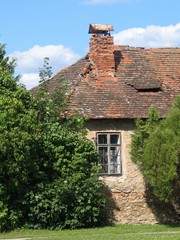 Very Old House