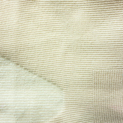 Close up elastic fabric texture