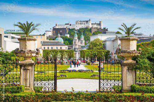 Historic city of Salzburg, Salzburger Land, Austria