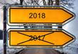 Strassenschild 4 - 2018
