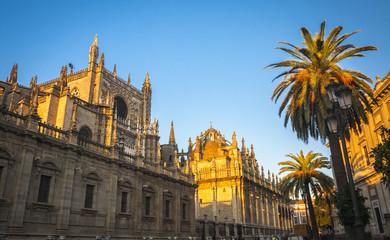 Seville Cathedral (Spanish: Catedral de Santa Maria de la Sede)