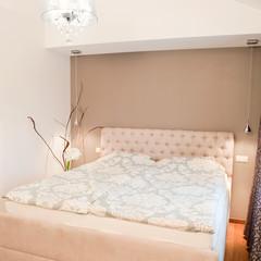Cozy family bedroom interior