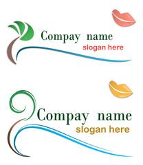 Logo tour agency
