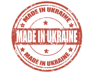 Made in Ukraine-stamp