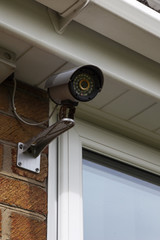 CCTV security camera for home security & surveillance.