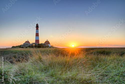 Westerhever Leuchtturm - 64687699