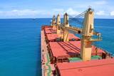 Bulk carrier at Cotonou Anchorage - 64689473