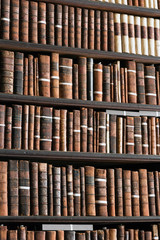 Dublin Trinity College Library