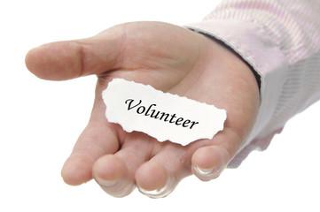 Volunteer - Note Serial