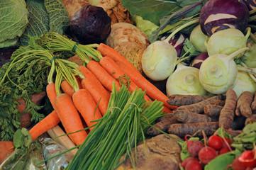 Gemüse - Markt