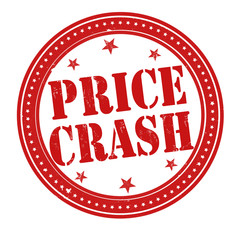 Price crash stamp