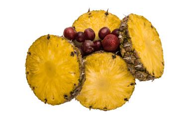 rotten pineapple