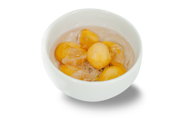 Zalacca in light syrup