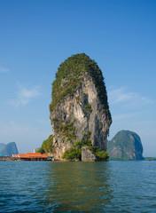 Panyee island, Phanga, Thailand