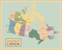 Canada - map.Layers très détaillés utilisés.