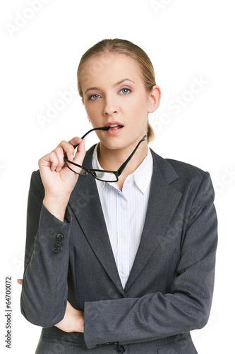 Elegant female