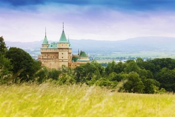 Castle in Slovaki