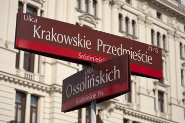 Warszawskie ulice