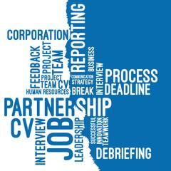 background partnership