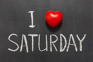love Saturday